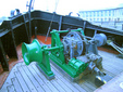 The steam powered windlass